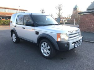 2006 Land Rover Discovery 3 Exterior Front