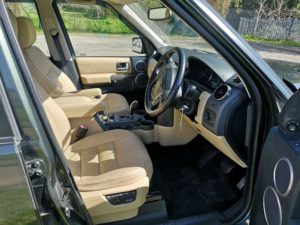2006 Land Rover Discovery 3 Interior