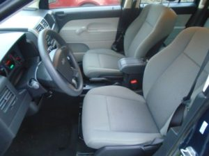 2007 Jeep Compass Interior